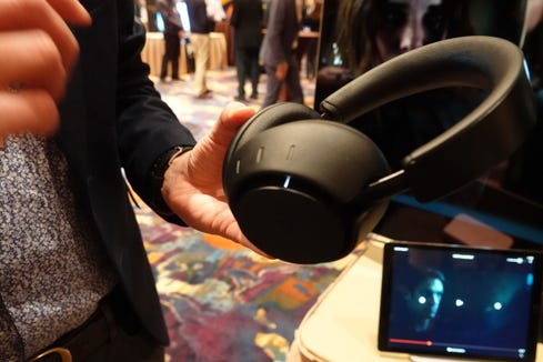 Dolby's $600 movie theater quality headphones