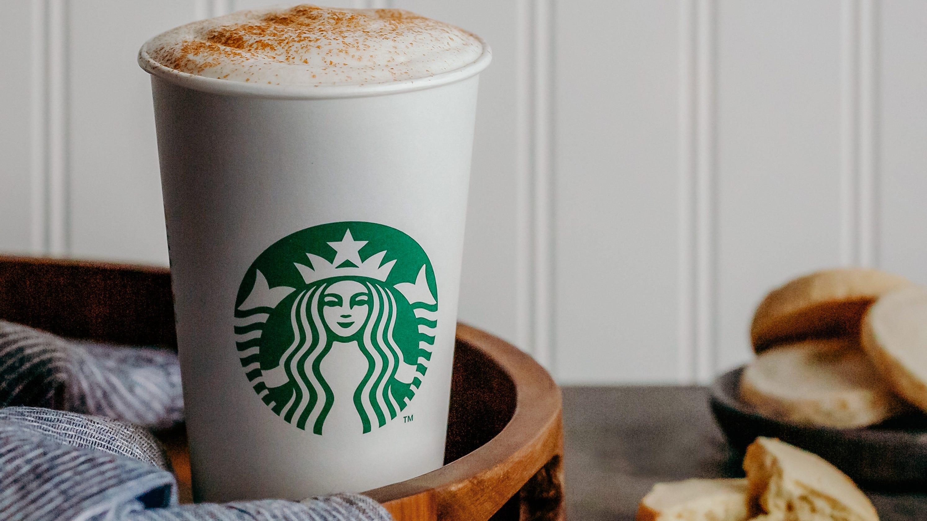 Get your hands on Starbucks' Cinnamon Shortbread Latte