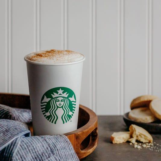Winter 2019 Cinnamon Shortbread Latte