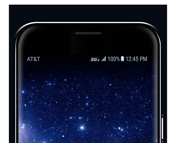 AT&T is changing some of its 4G labels to 5G E.