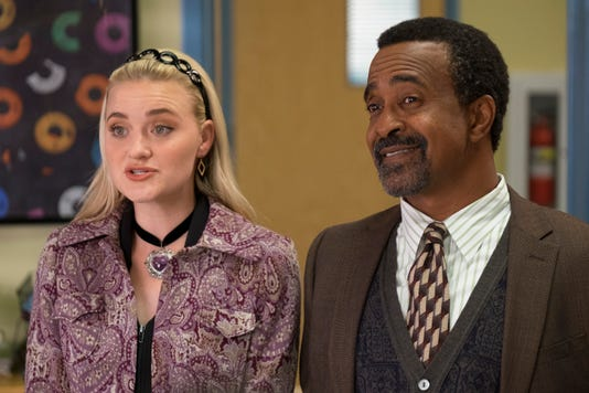 Aj Michalka Tim Meadows