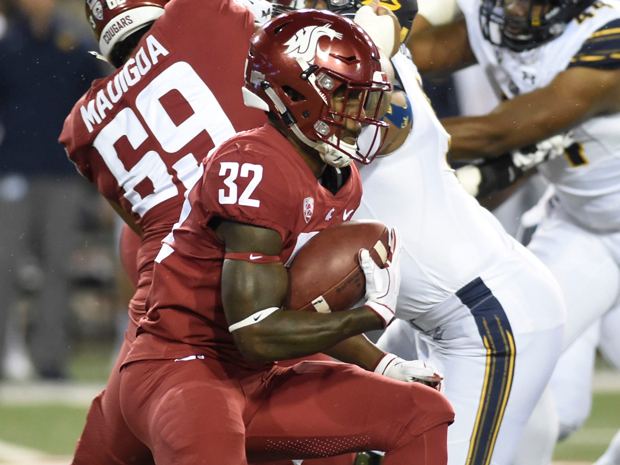 James Williams, RB, Washington State
