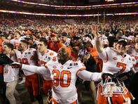 NCAA 1-130 Re-Rank: Clemson is No. 1 in final rankings followed by Alabama, Ohio State