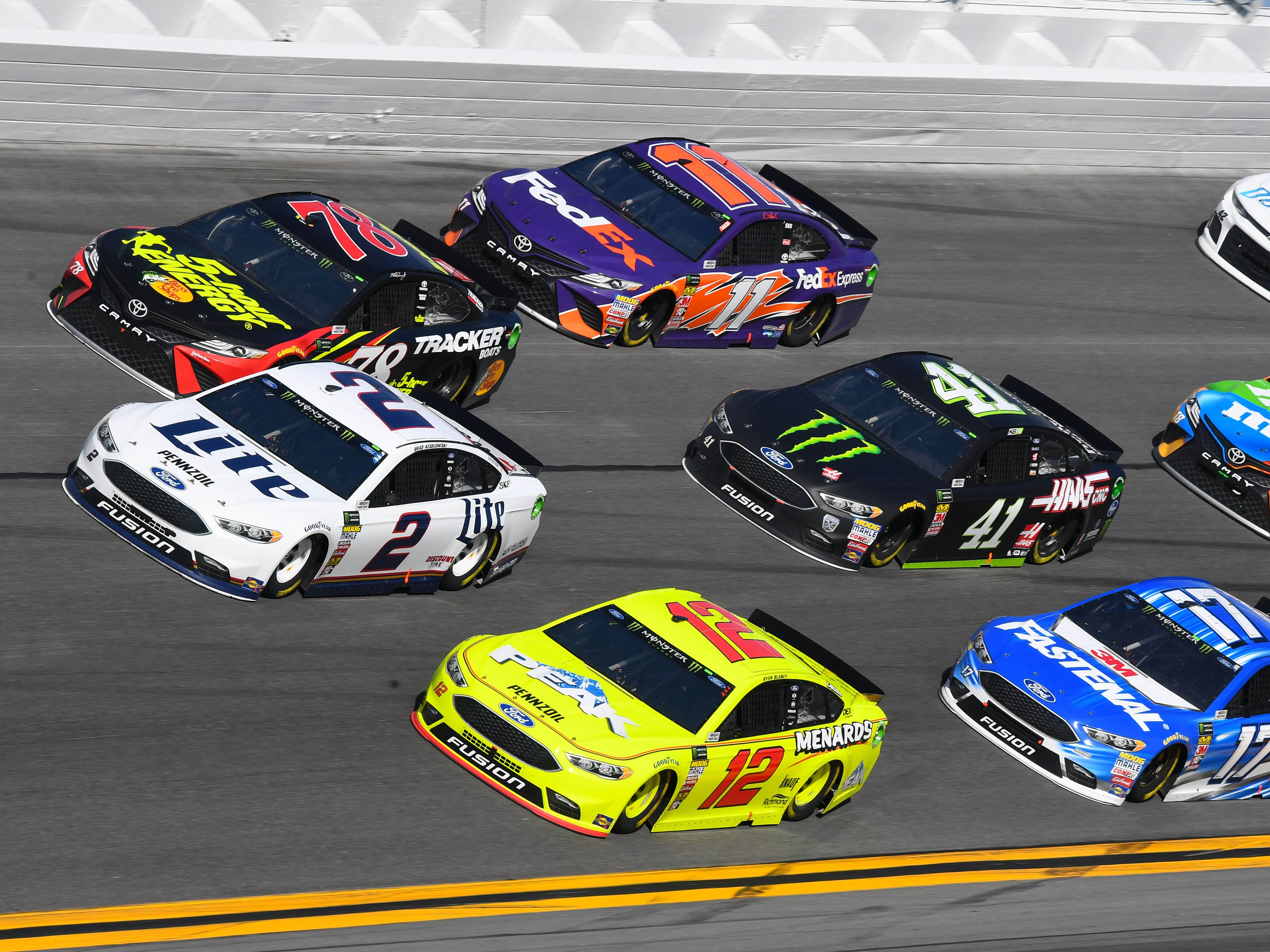 2019 Monster Energy NASCAR Cup Series schedule