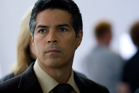 Esai Morales played Joseph Adama in the 'Battlestar Galactica' spinoff, 'Caprica.'