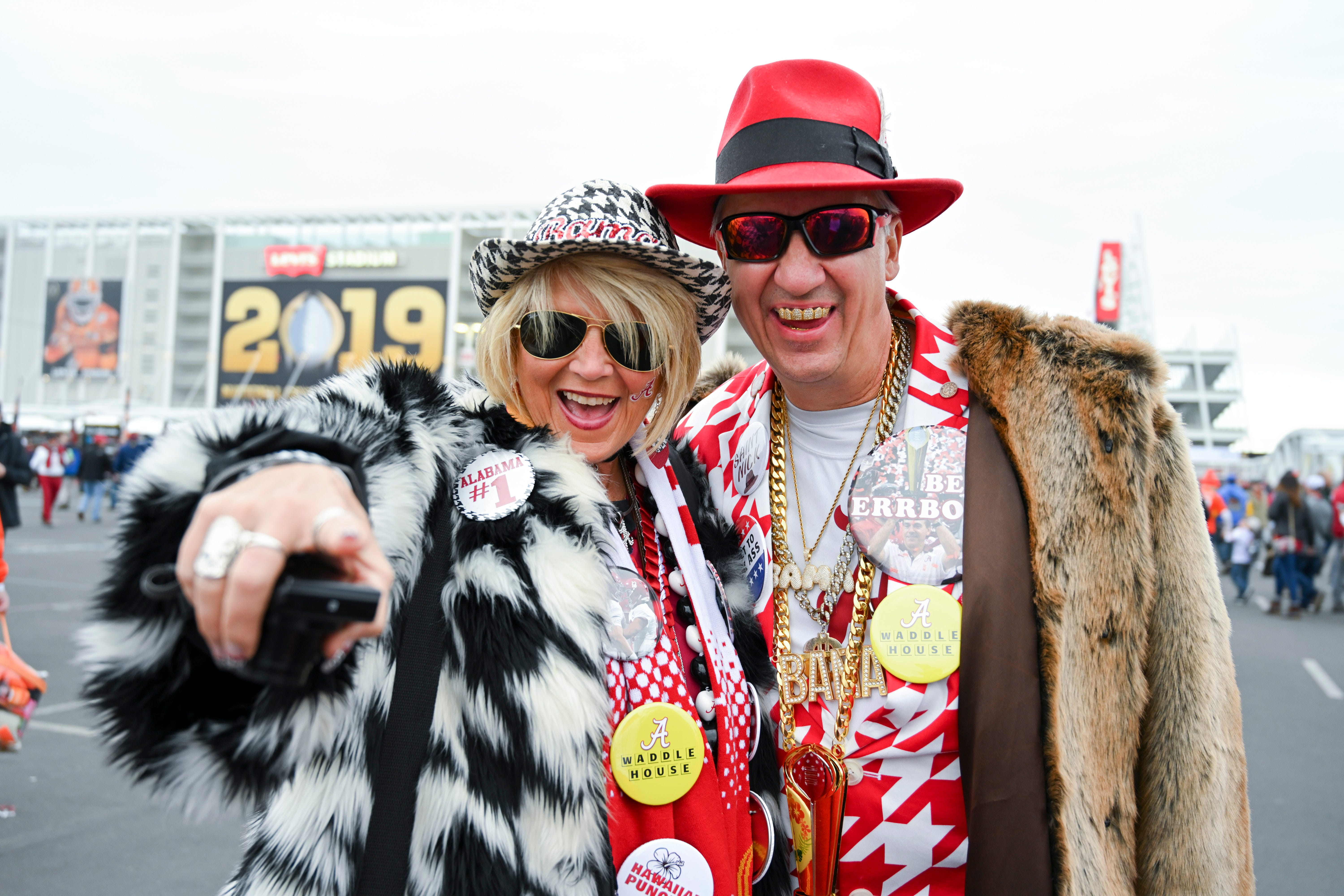 Alabama, Clemson fans attending national title game find great ticket prices on gameday