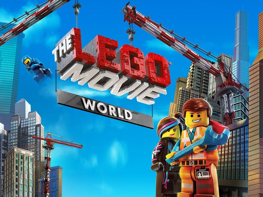 Legoland Florida will open an entire land devoted to the movies this spring. The featured attraction will be The Lego Movie Masters of Flight. A flying theater attraction (think Soarin' from the Disney parks), it will immerse passengers in the films' offbeat animated world.