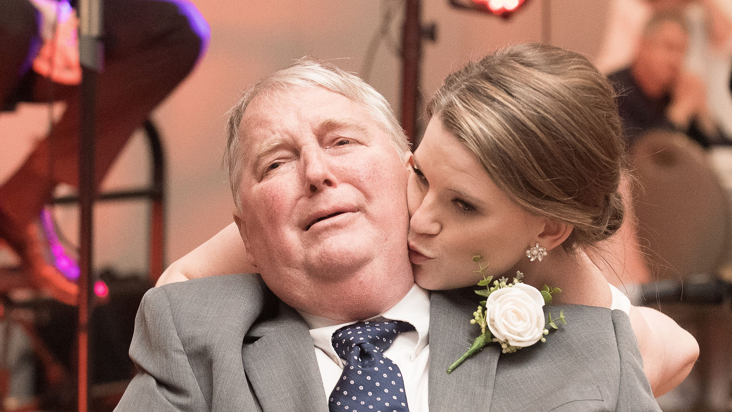 This bride's dance with her terminally ill father is giving us all the feels