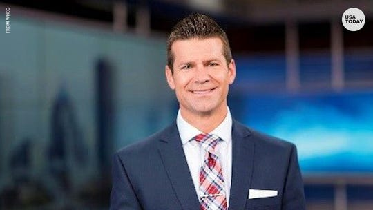 WHEC meteorologist Jeremy Kappell was fired after it appeared he used a racial slur during his forecast.