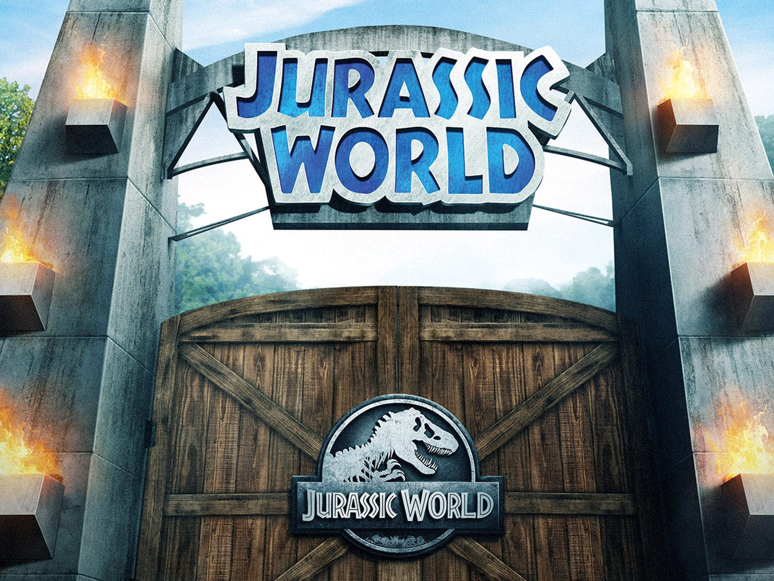 "The Jurassic Park ride has been terrorizing visitors with its fearsome dinosaurs and splashdown finale for years. With the ""Jurassic World"" reboot amassing T. rex-sized box office receipts, Universal Studios Hollywood is getting its water ride spiffed up for the next generation of genetically engineered, prehistoric creatures."