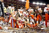 SportsPulse: Miss college football action already?  Well, Trysta Krick and Paul Myerberg tell us what to look forward to next season.