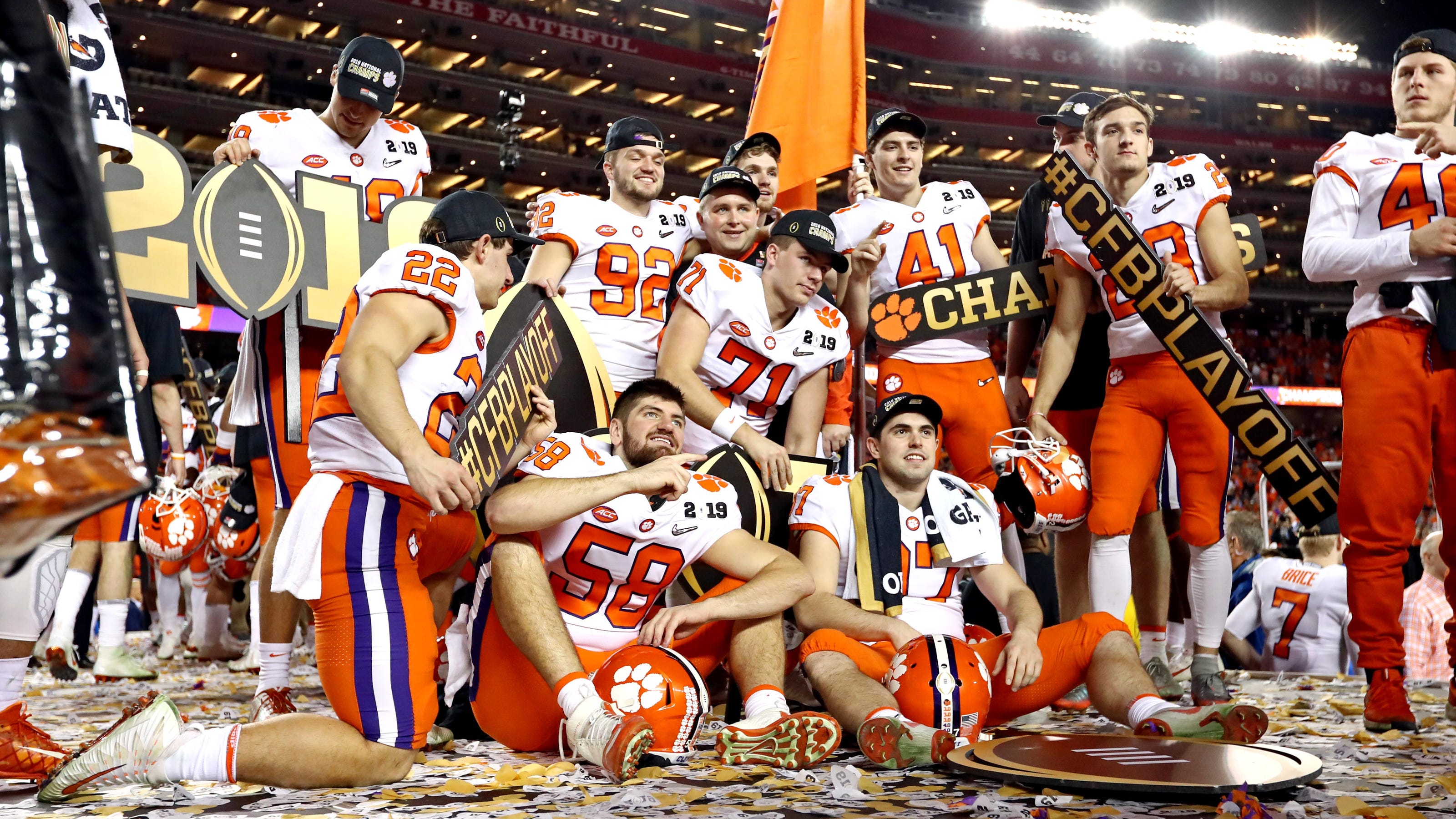 Why Clemson Is An Obvious Lock To Return To The Championship