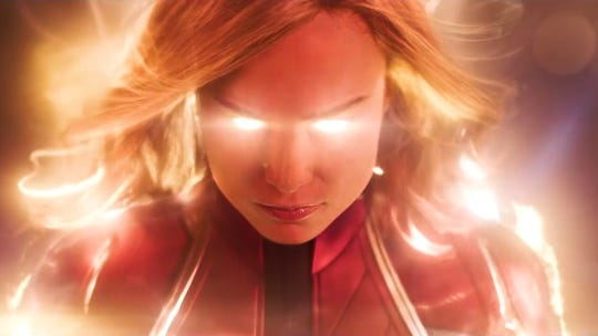 Early reviews cheer on 'Captain Marvel': 'It's retro & trippy, mysterious & dorky'