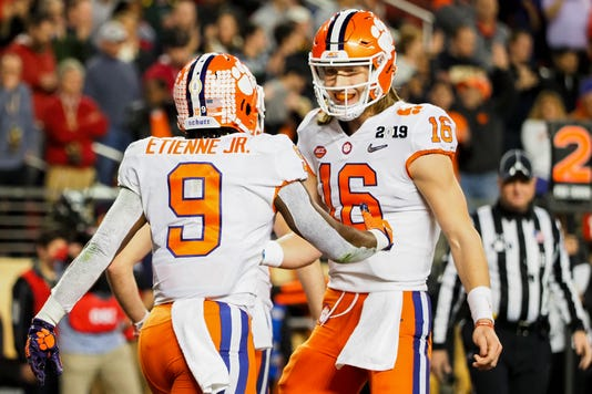 Clemson, With Trevor Lawrence, All Set For National Title Run In 2019