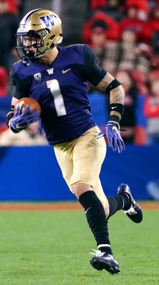 Byron Murphy, CB, Washington