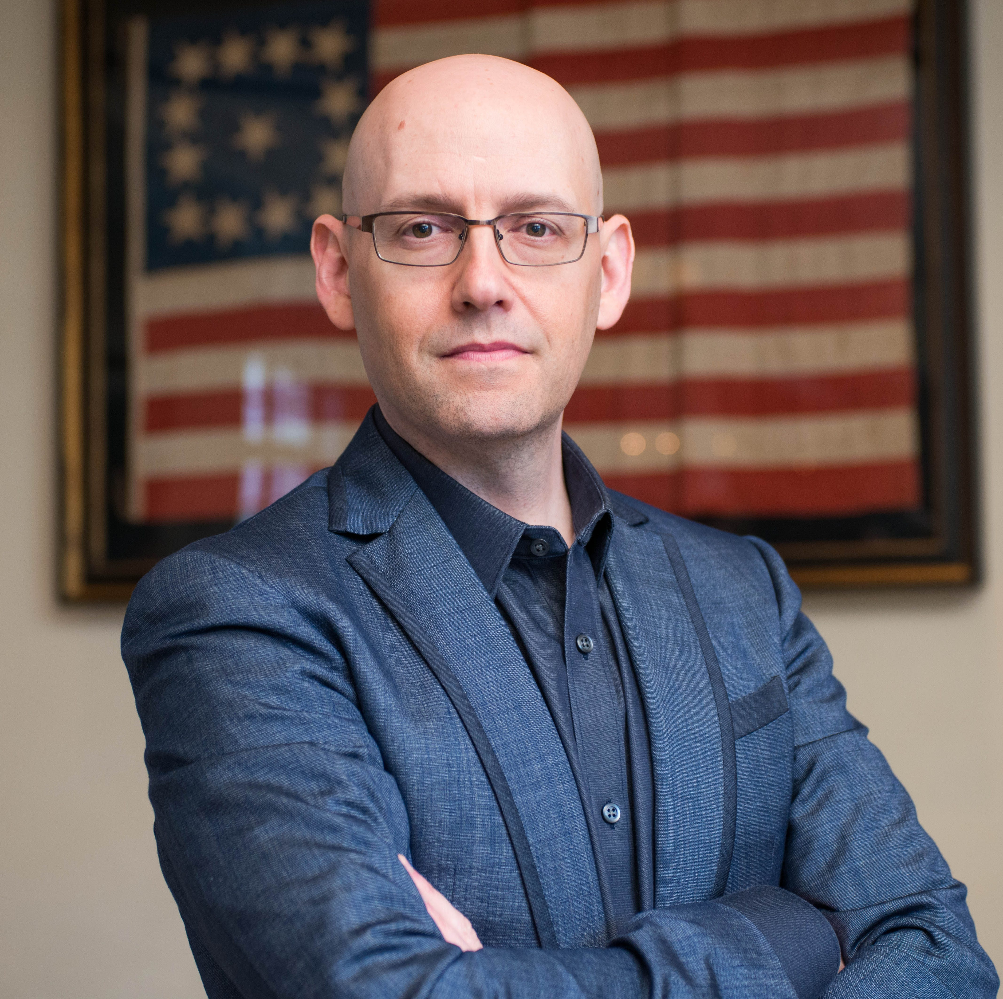 Brad Meltzer on reading to President George H.W. Bush: 'Lessons I'll carry with me forever'