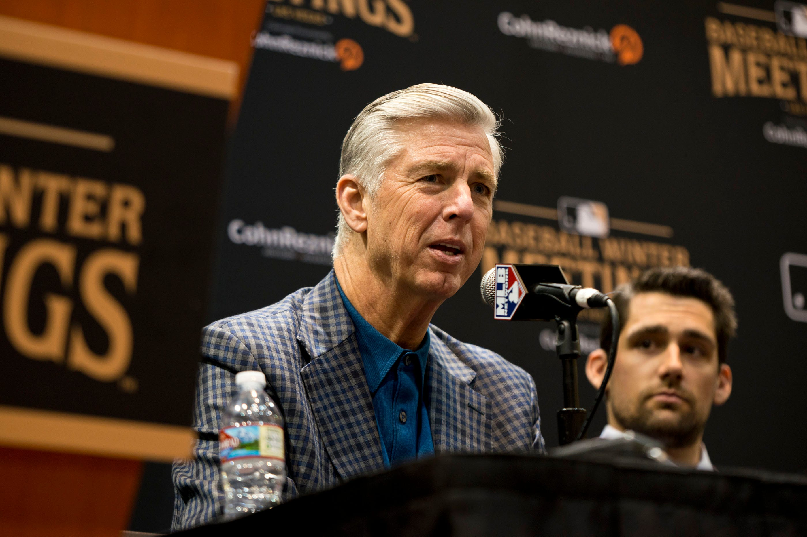 Former Red Sox executive Dave Dombrowski joins Nashville MLB initiative