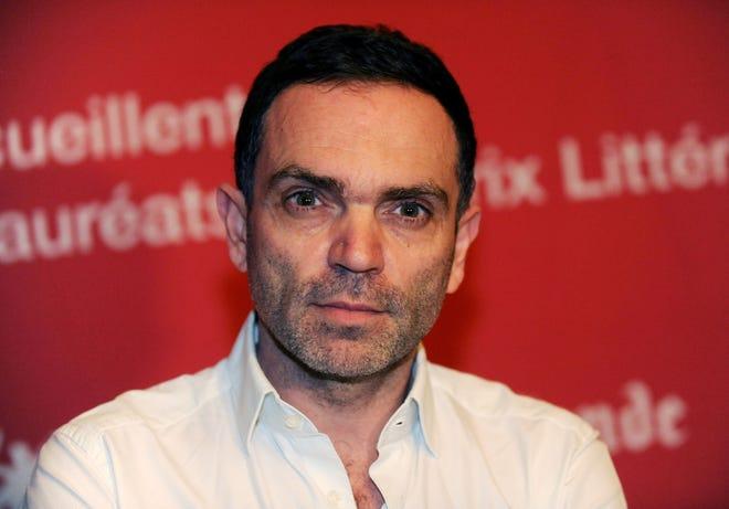 French writer Yann Moix.