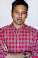 """""""Lethal Lit"""" podcast producer and Holmdel native Aroop Sanakkayala."""