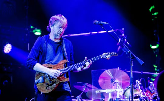 Trey Anastasio of Phish, pictured in 2015.