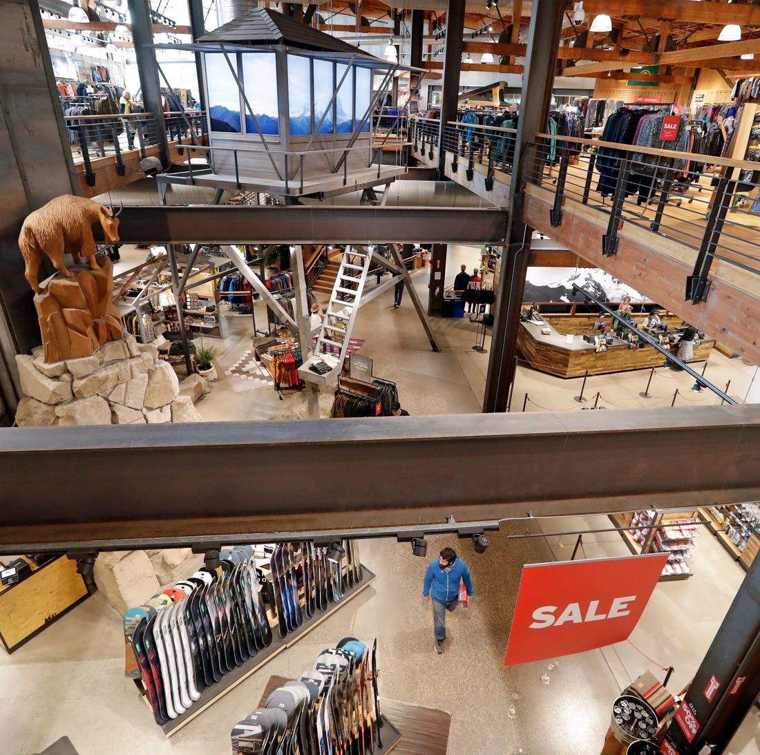 The Buzz: REI submits site plan in Grand Chute