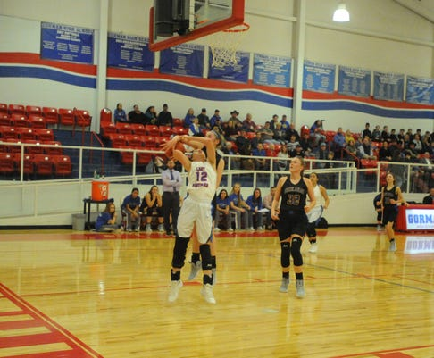 Huckabay-Gorman girls