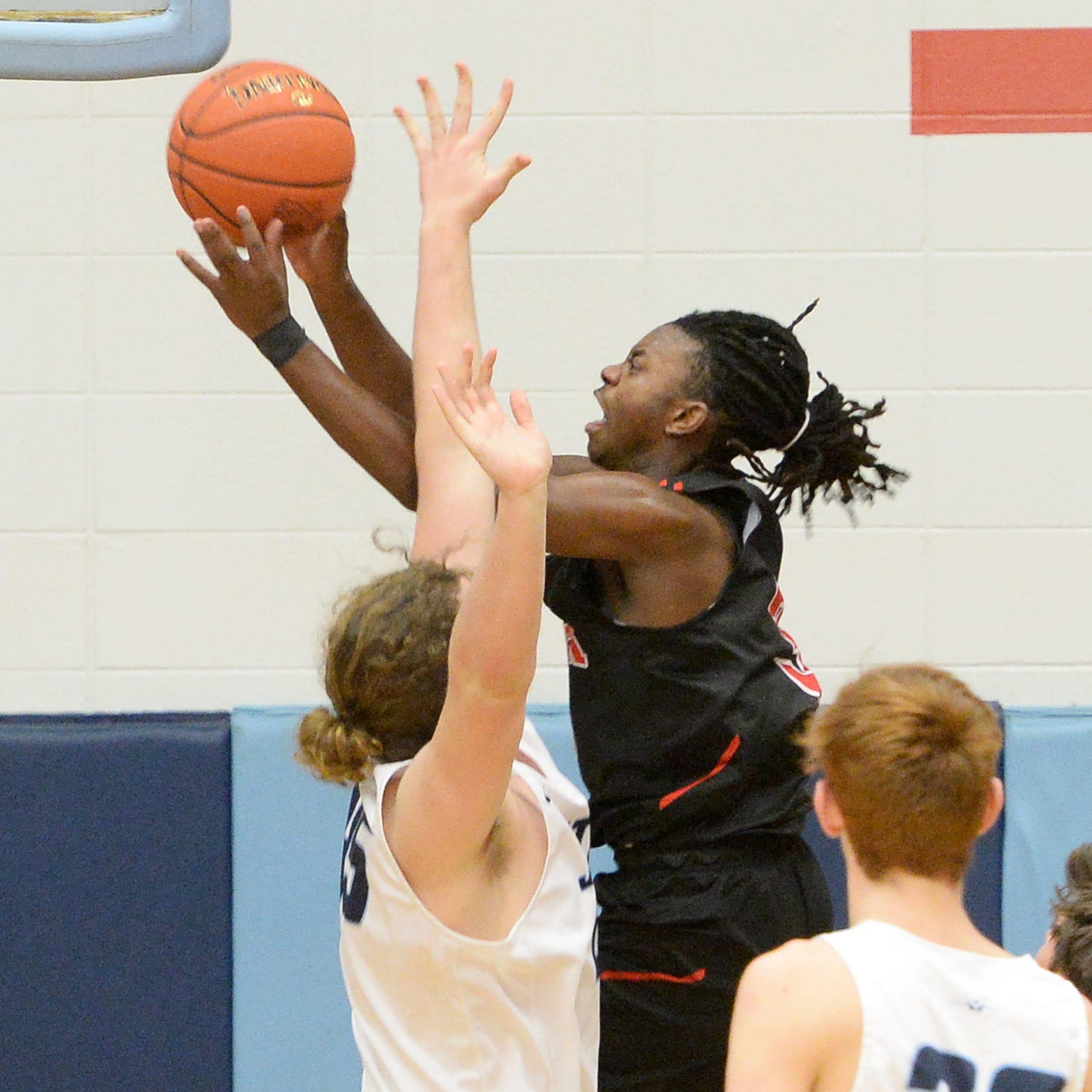 WNC high school basketball: Friday night box scores
