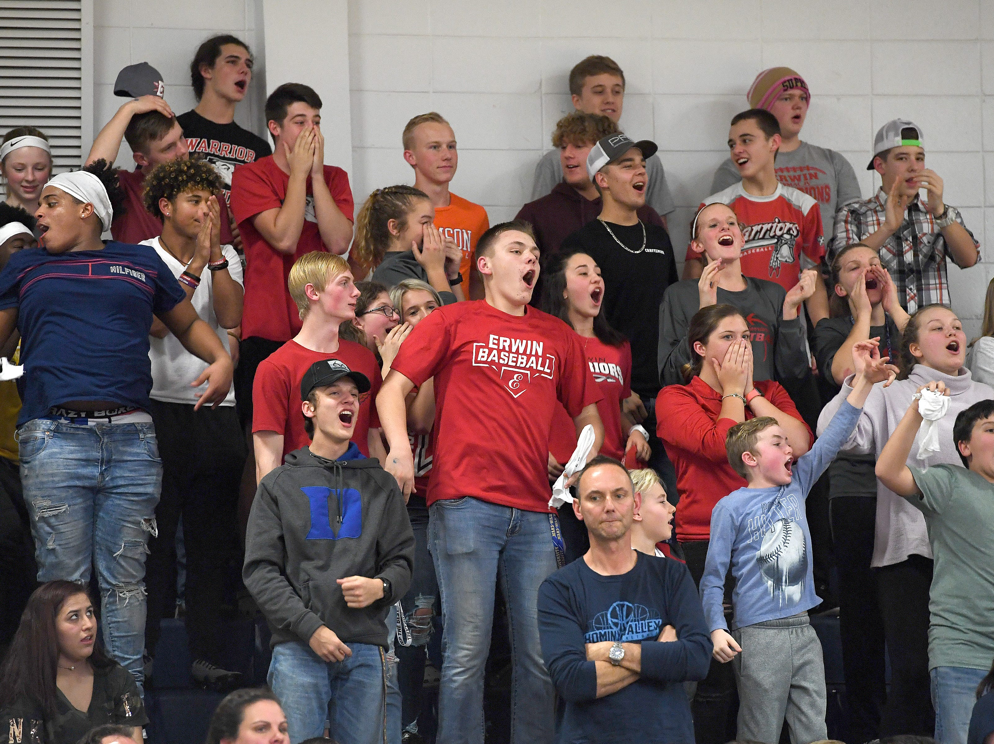 WNC high school basketball: Tuesday night box scores