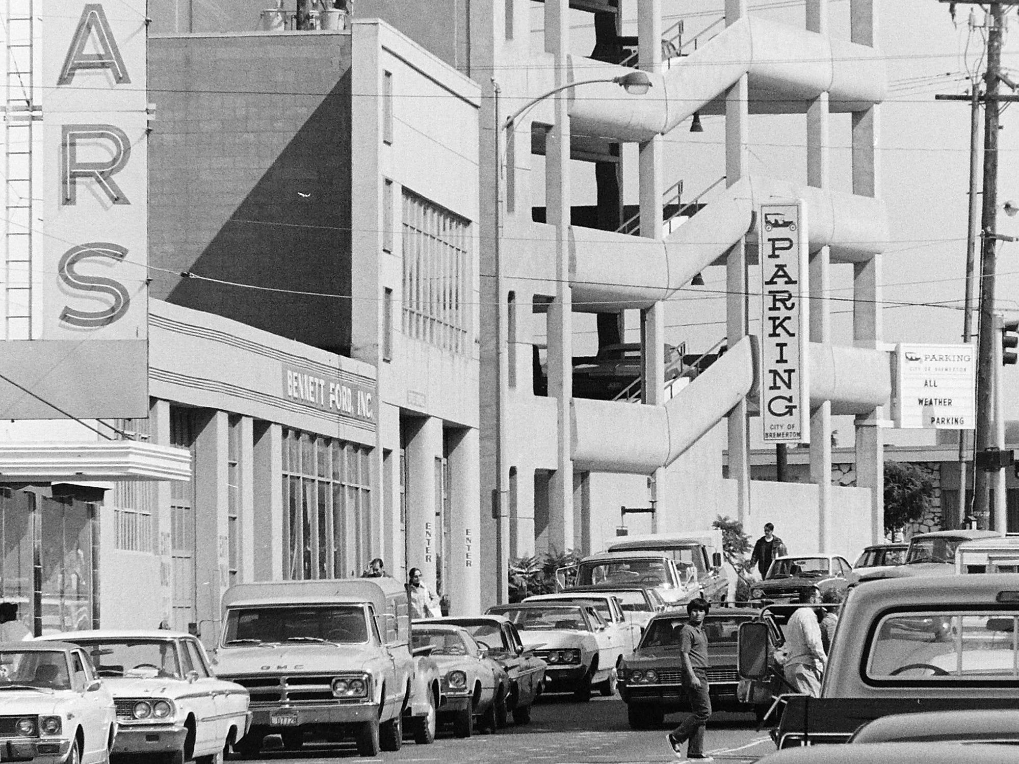 08/31/73Downtown Bremerton