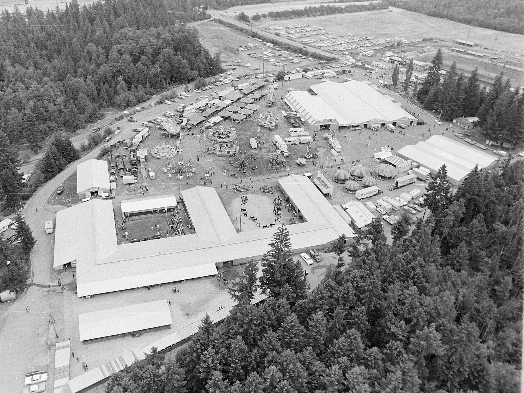 08/24/73Fairgrounds Aerial