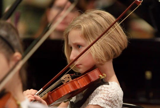 The 98-member Space Coast Symphony YOUTH Orchestra is holding auditions for all three performing groups Monday, January 21 at Highland Avenue Fellowship in Melbourne.