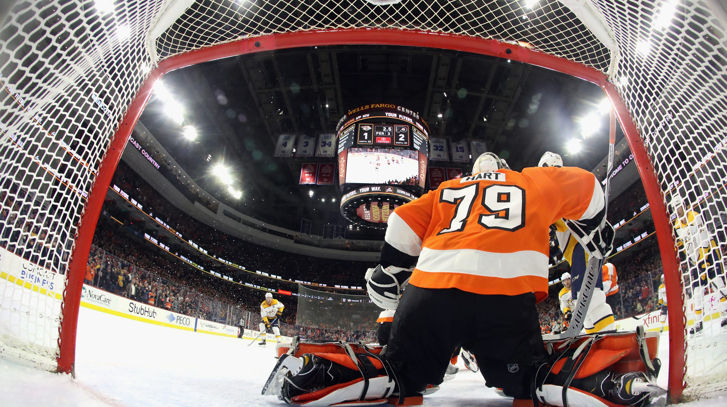 30c24b93918 Flyers vs. Stars: Game 44 preview, line combos, broadcast info