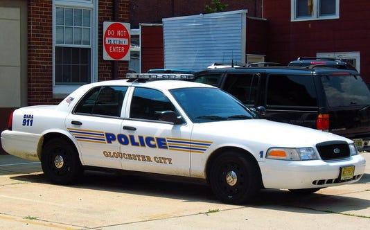 Gloucester City police car