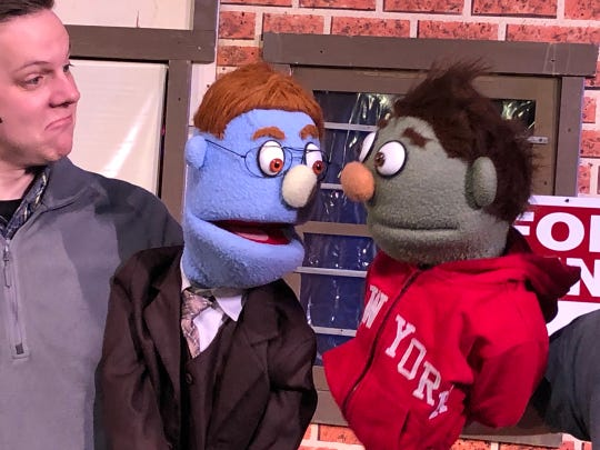 'Avenue Q' is on stage in Collingswood: Leave the kiddos at home.