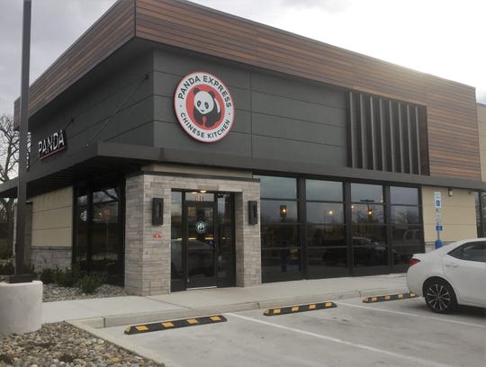 Panda Express has opened a restaurant off Route 38 near Cuthbert Boulevard in Cherry Hill.