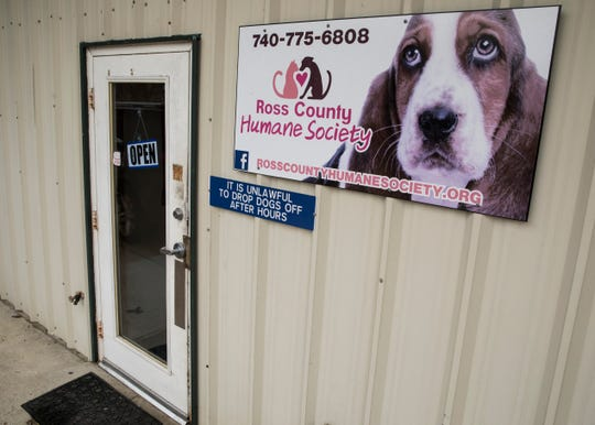 Ross County Humane Society Director Jenn Thomas hoped to stay in the black for 2018 after she estimated the shelter would be closed in two-to-three years. She's happy to report a successful year of community donations and partnerships that have helped the humane society succeed.