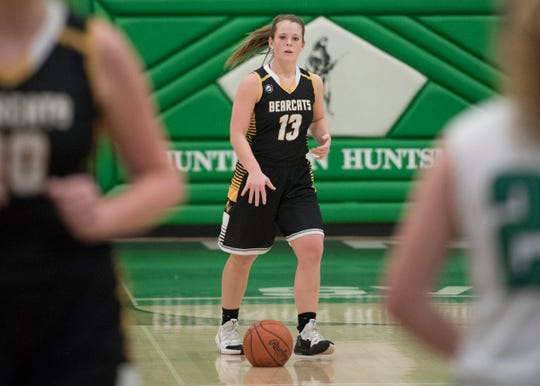 Paint Valley High School girls basketball fell to Lynchburg Clay 80-43 on Monday.