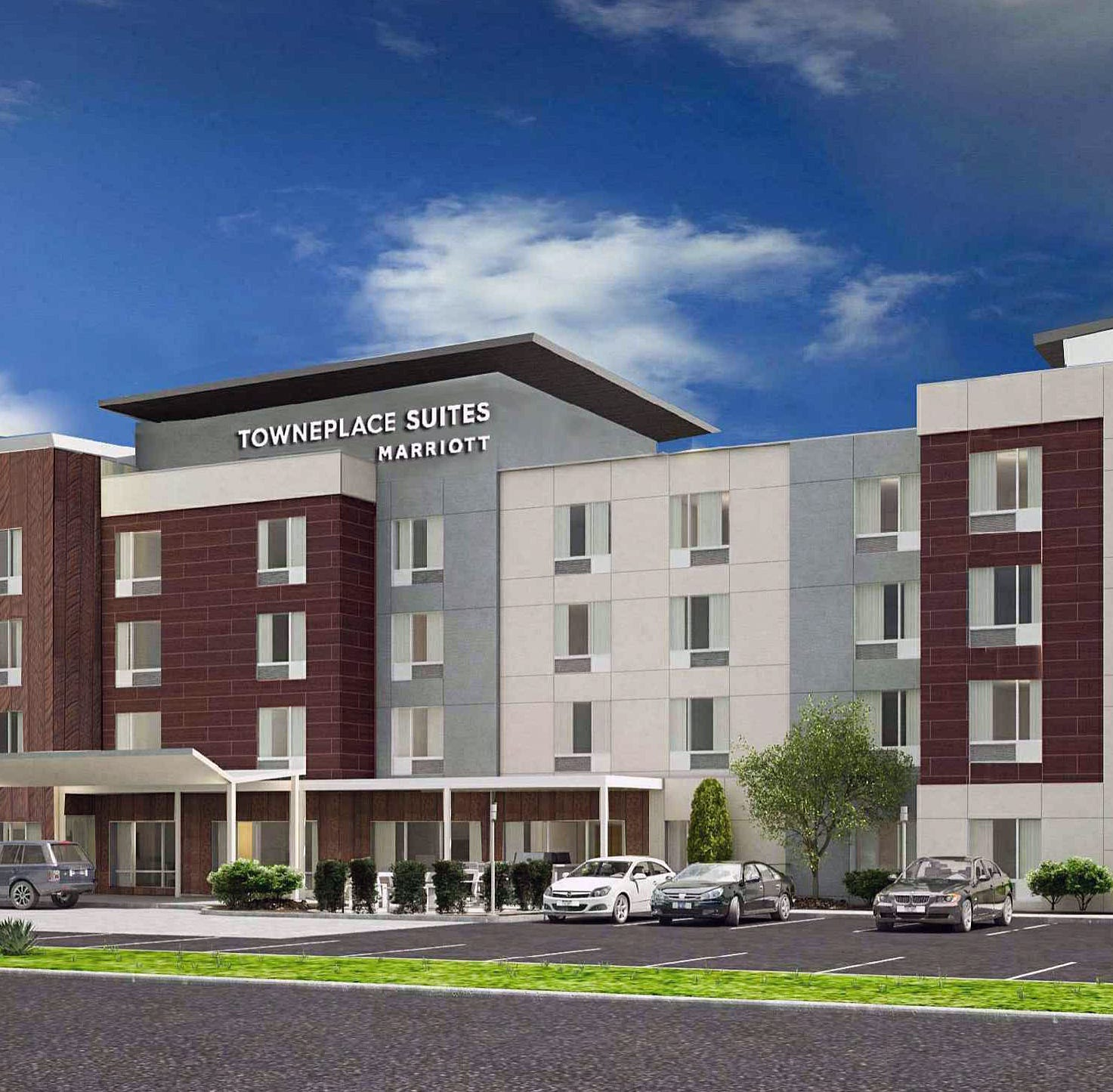 TownePlace Suites by Marriott opening in Fairfield subsequent tumble