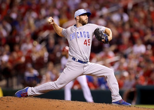 Mlb Chicago Cubs At St Louis Cardinals