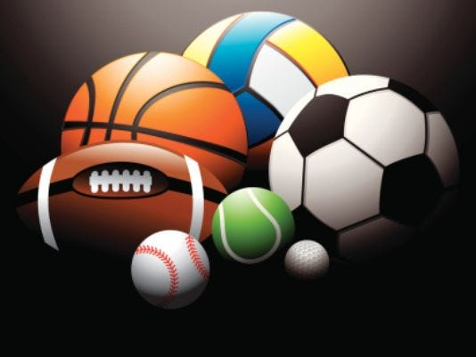 Multi Sport Web Art