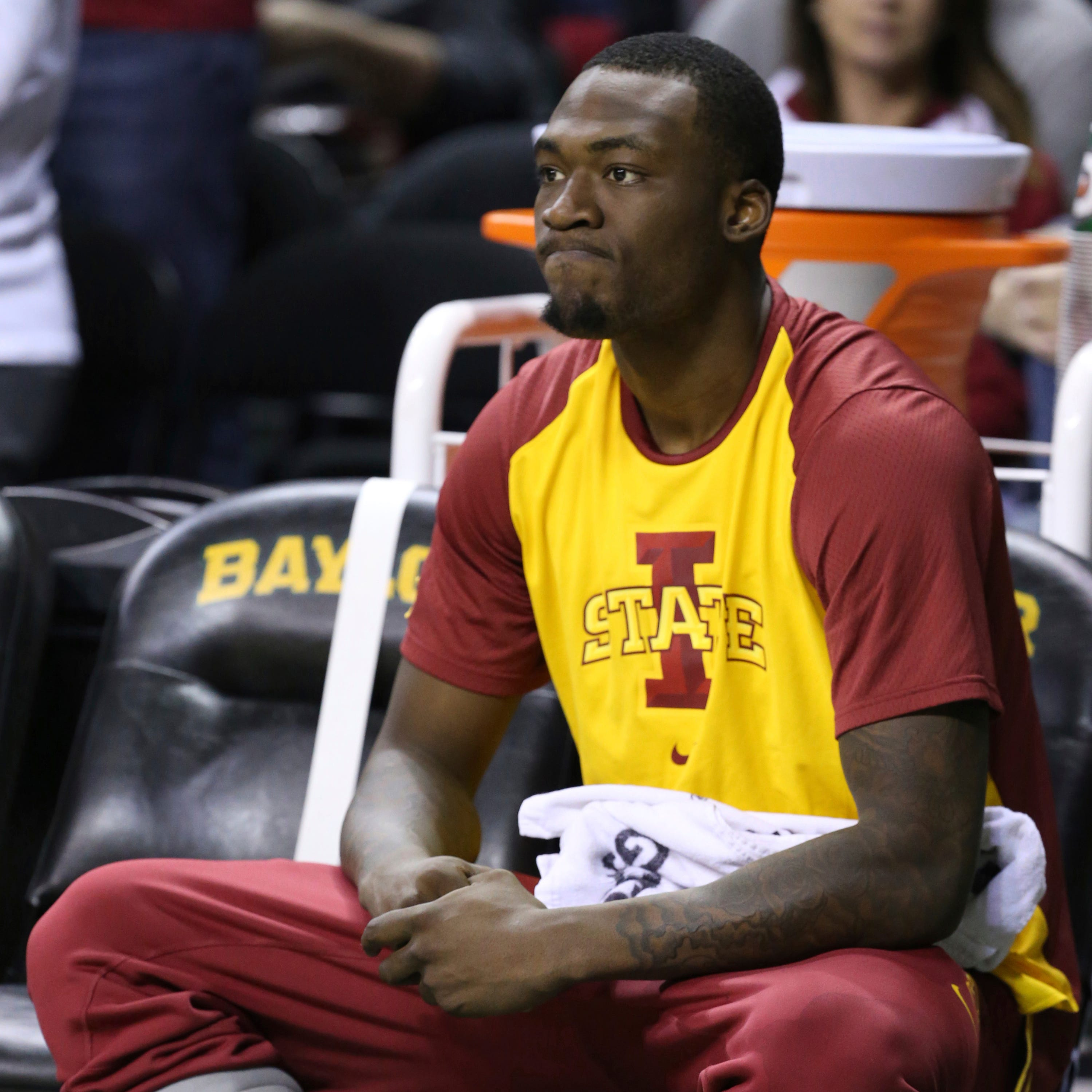 Iowa State's Lard will be in uniform against Texas Tech but Steve Prohm unsure if he'll play