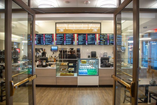 Main Street Cafe & Bakery at 801 Grand Ave. in the skywalk Wednesday, Jan. 9, 2019.