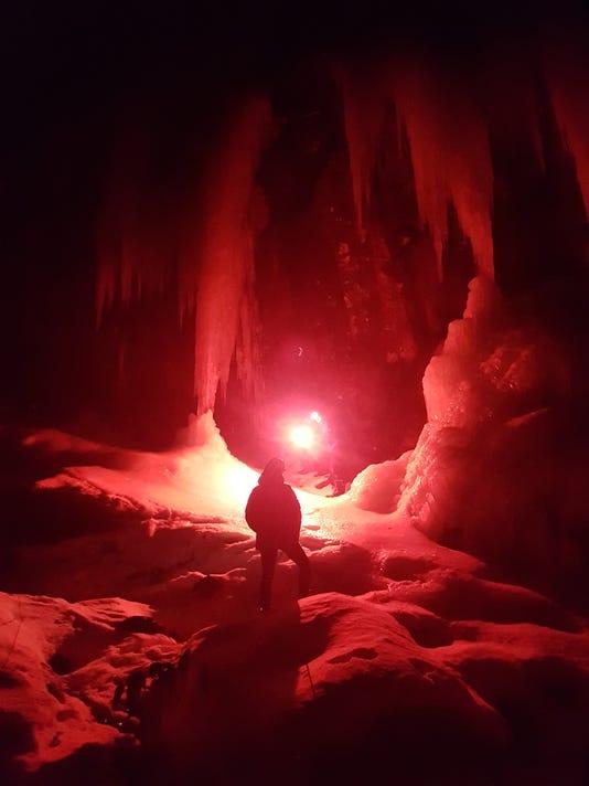 Ice Cave Photo