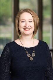 Erin Bonar , University of Michigan psychology professor and lead author of a new study on medical marijuana users.