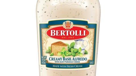 Creamy Basil Alfredo Sauce