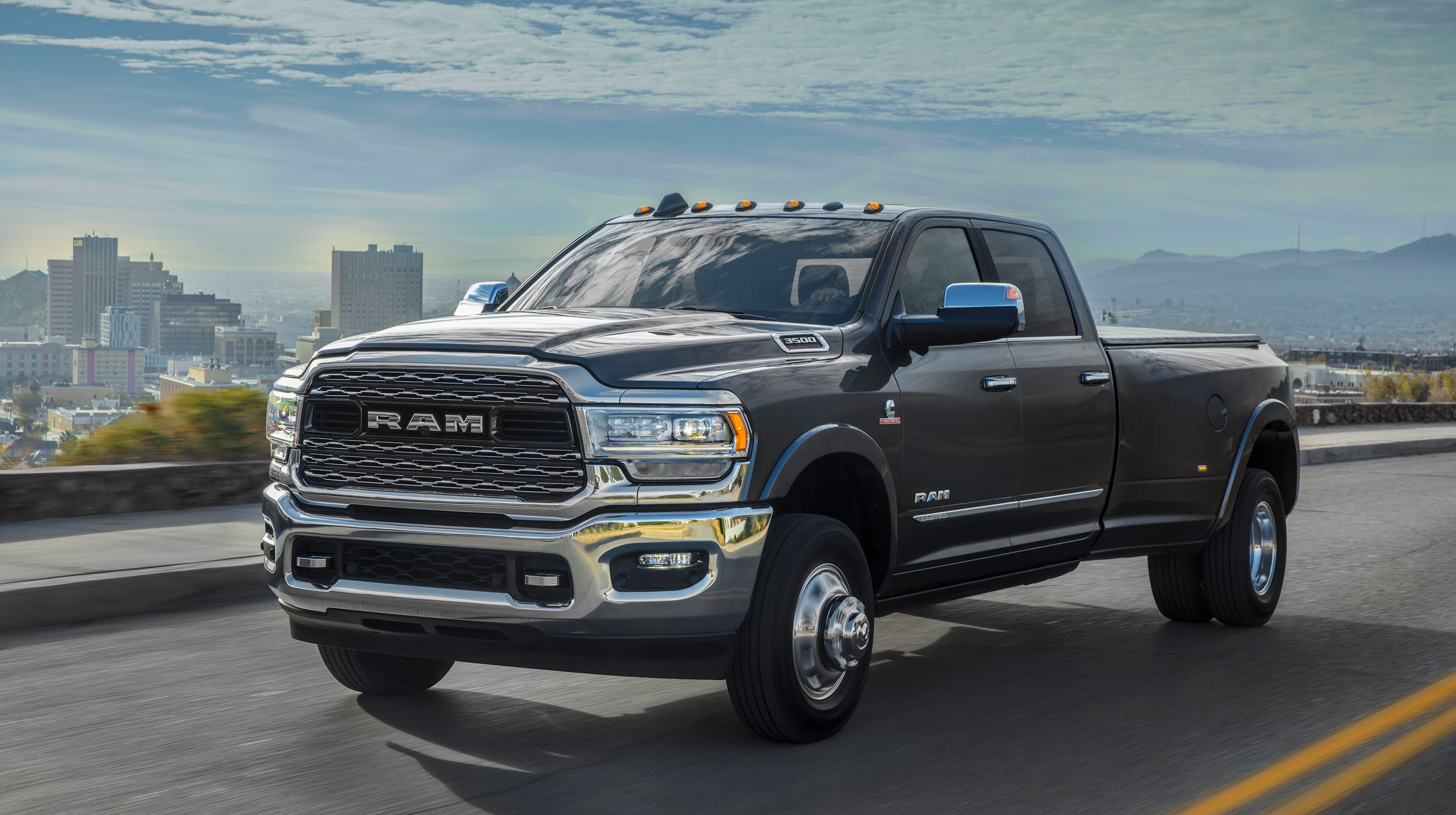 Ram 2500 And 3500 Heavy Duty Trucks Debut At Detroit Auto Show