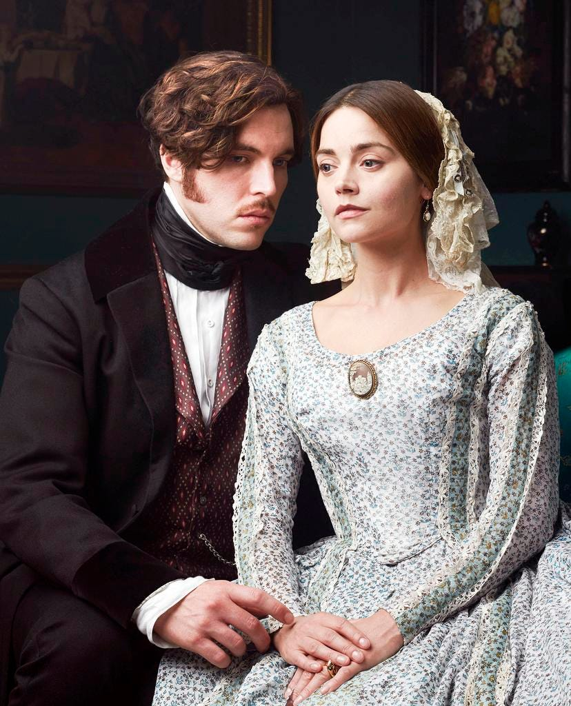 Victoria Follows Dramatic Royal Love Story