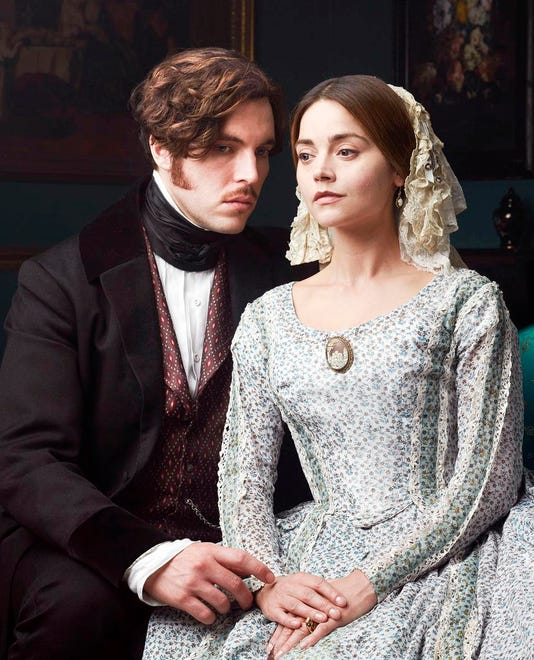 Victoria Follows Dramatic Royal Love Story