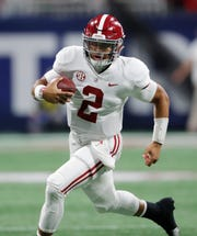 Don't expect quarterback Jalen Hurts, who could transfer from Alabama, to head to East Lansing.