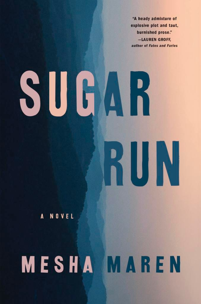 Book Review Sugar Run